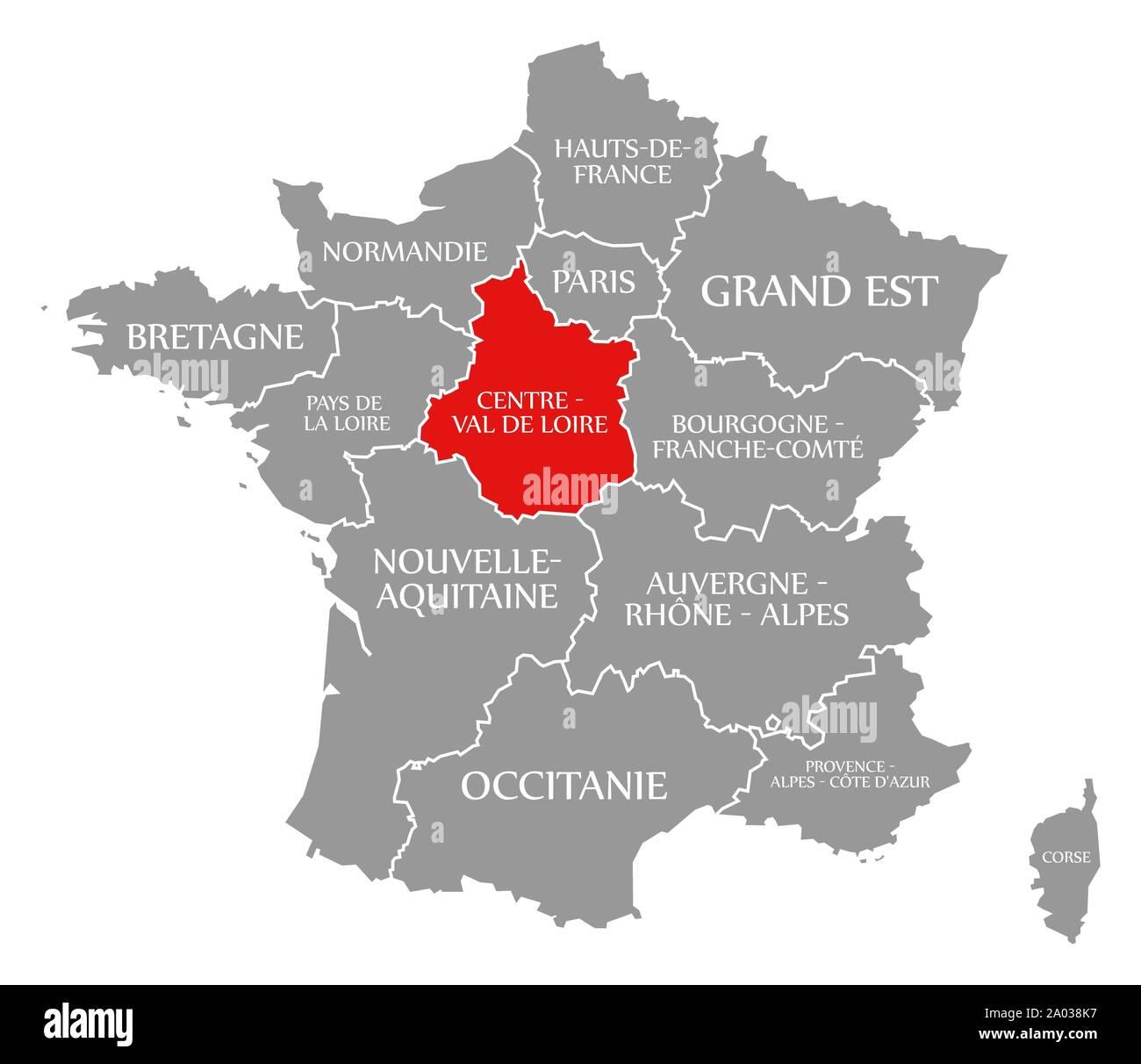 Centre-Val-de-Loire Archives - Voyages - Cartes