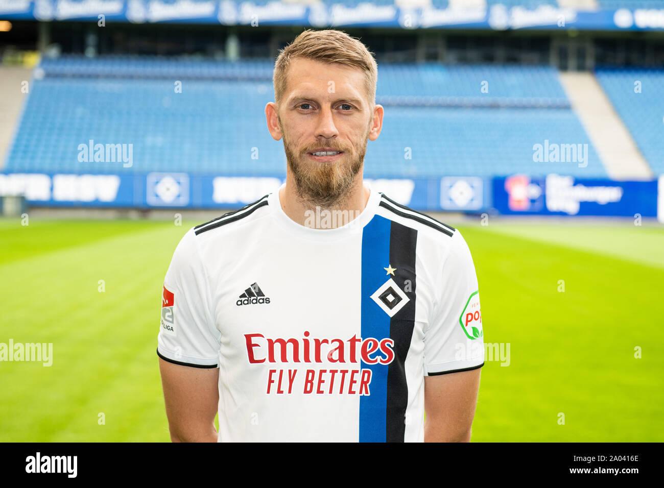 19 September 2019 Hamburg Fussball 2 Bundesliga