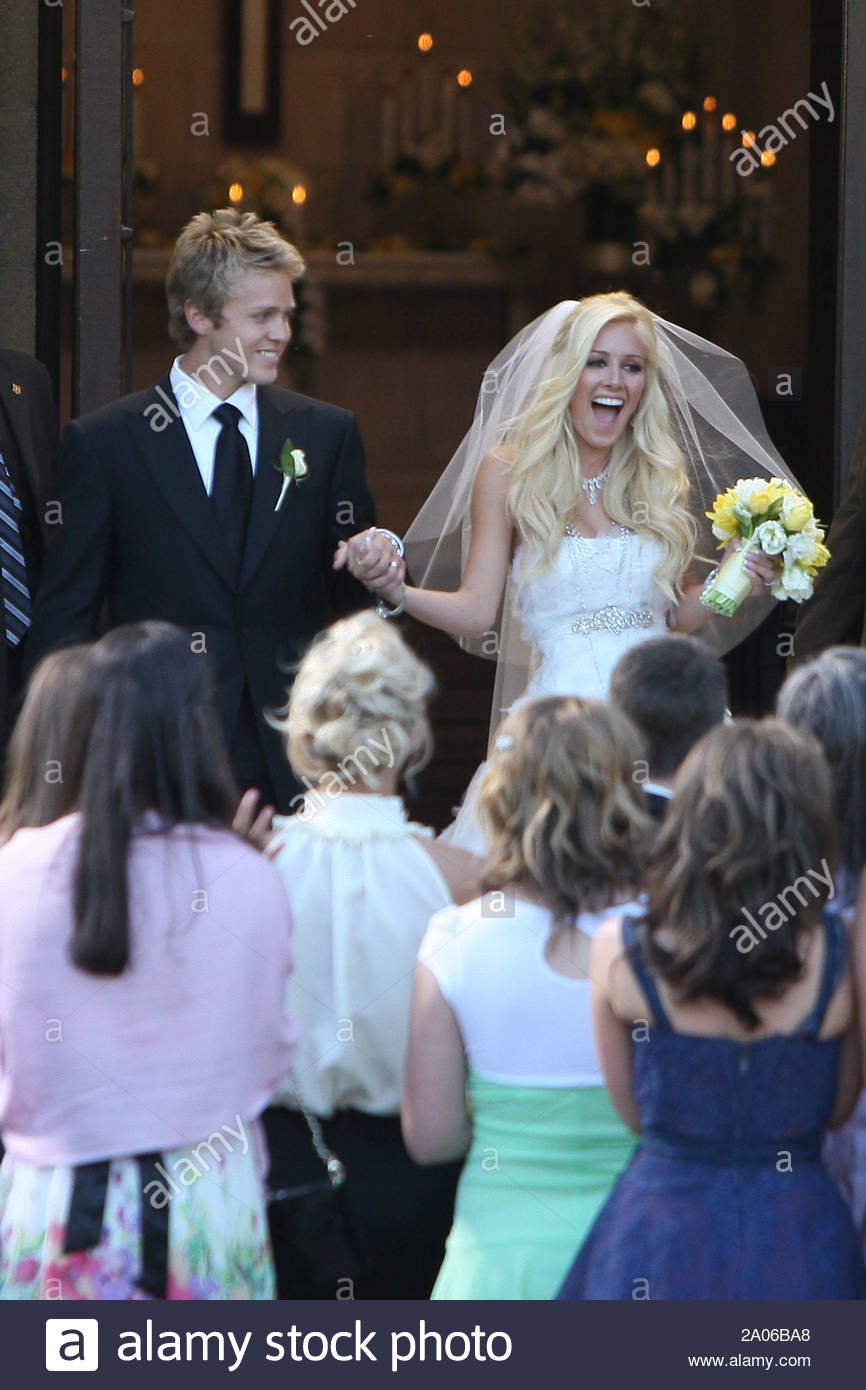 Heidi Montag And Spencer Pratt Have Officially Become Speidi After Exchanging Vows In A Beautiful Wedding Ceremony In Pasadena Ca The Two Were Joined By Over 200 Guests Including A Few Famous