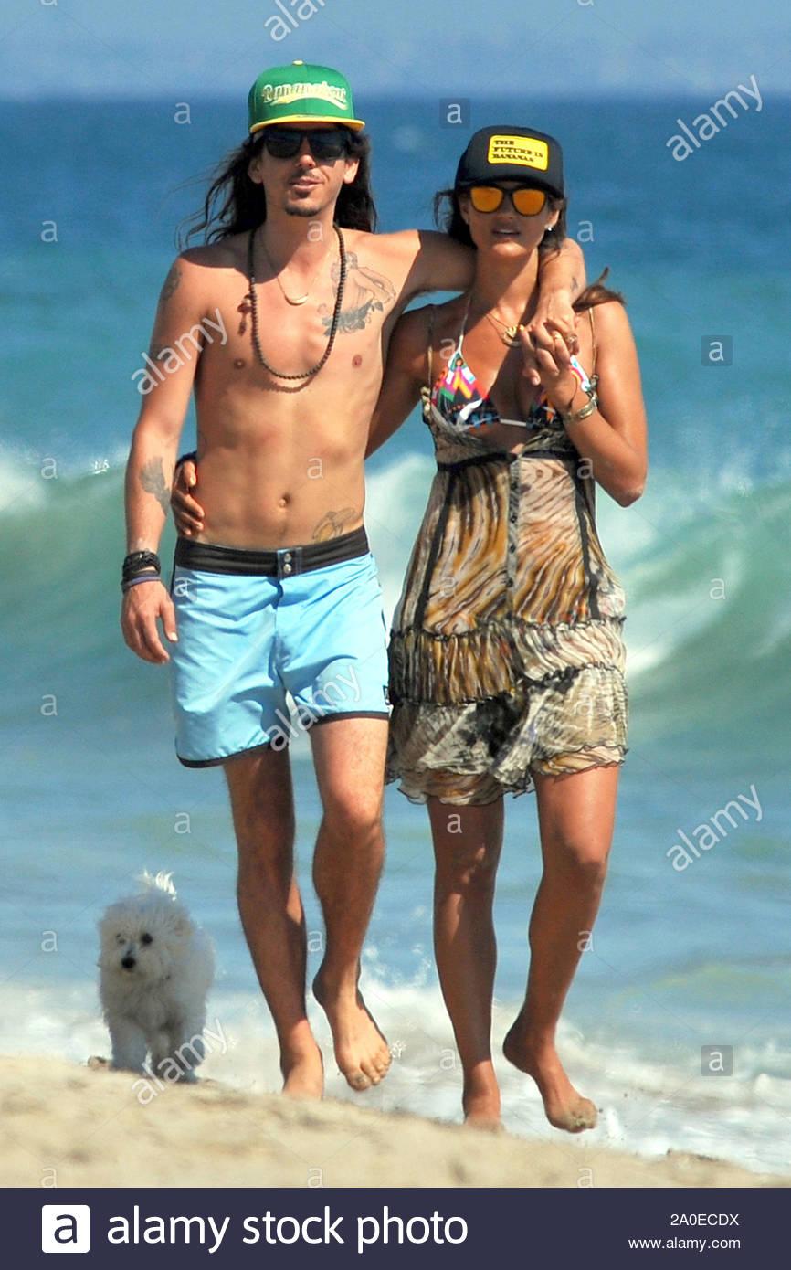 Malibu Ca Celebrities Such As John Mayer B J Novak Cisco
