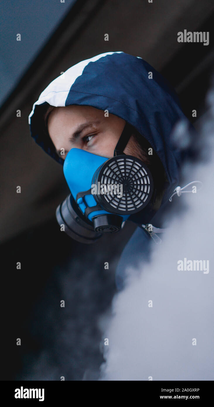 air respirator mask for chemical