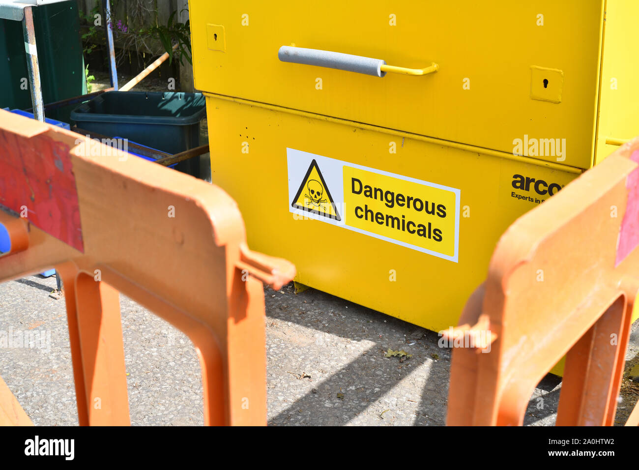 Santa Rosa Recycling Center >> Household Hazardous Waste Stock Photos Household Hazardous