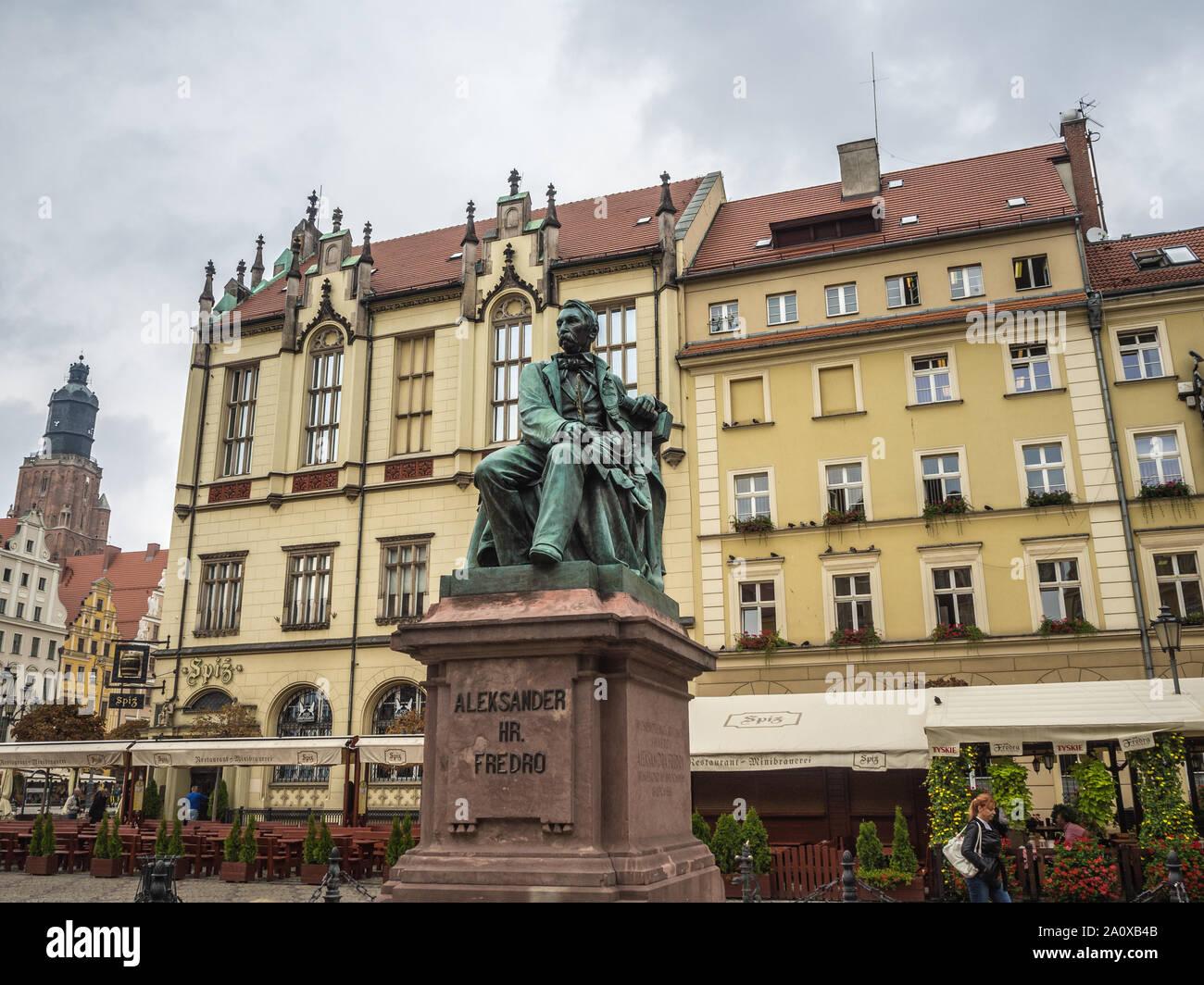 Wroclaw, Poland Stock Photo