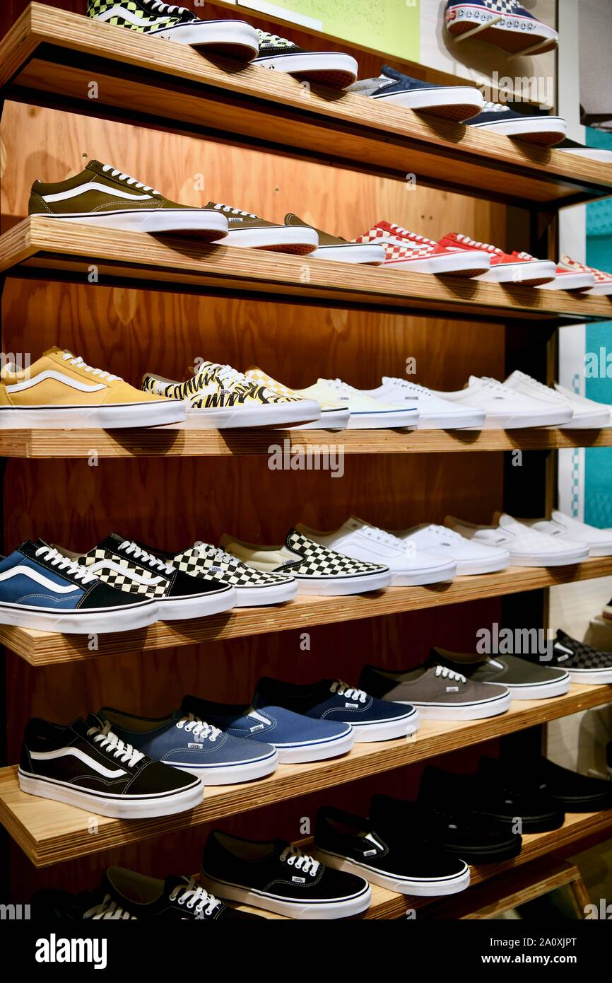 Vans Shoes High Resolution Stock