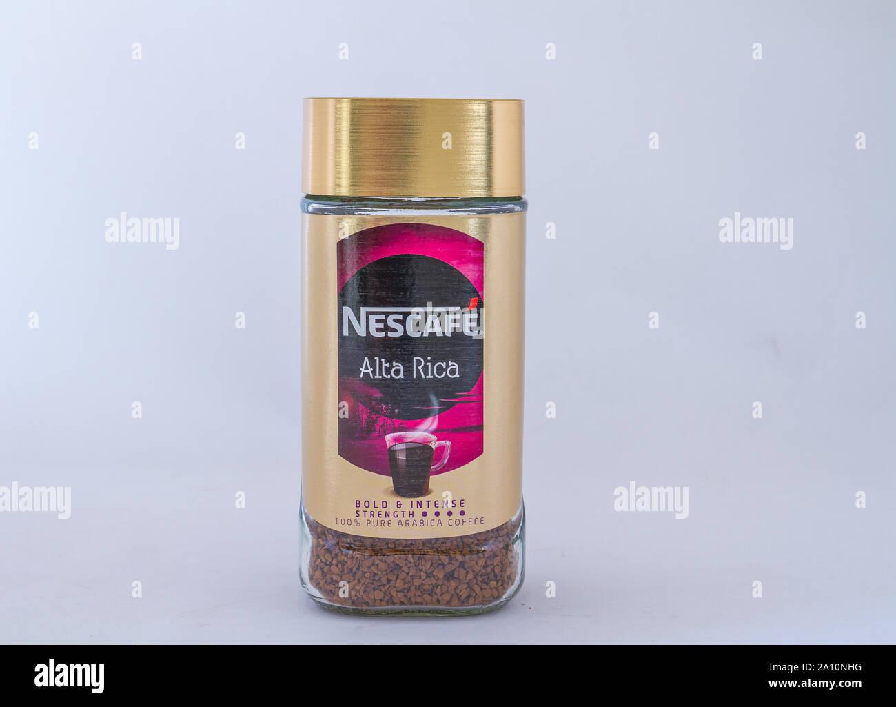 Nescafe Instant Coffee Stock Photos Nescafe Instant Coffee