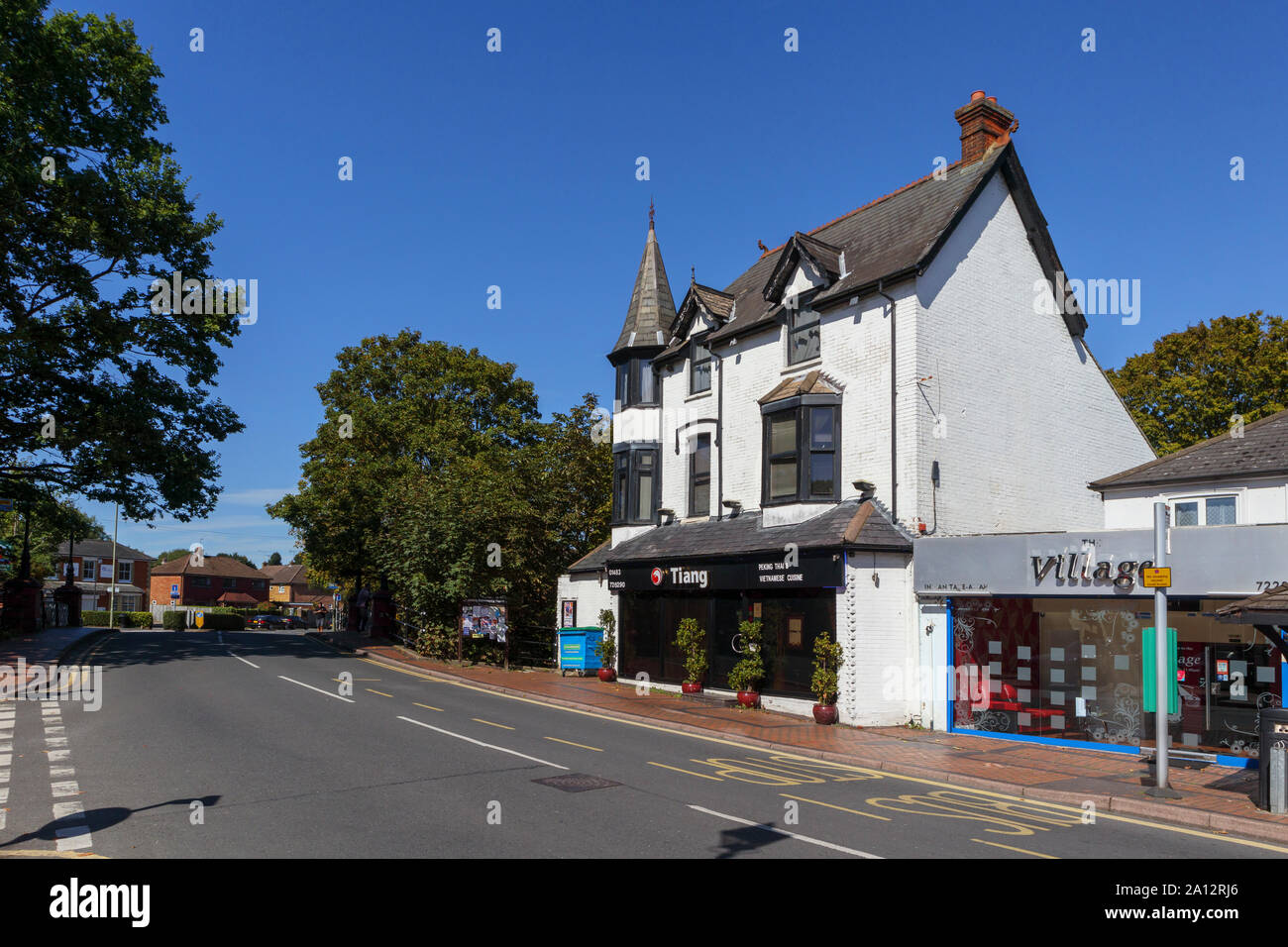 St Johns Road High Resolution Stock Photography And Images Alamy
