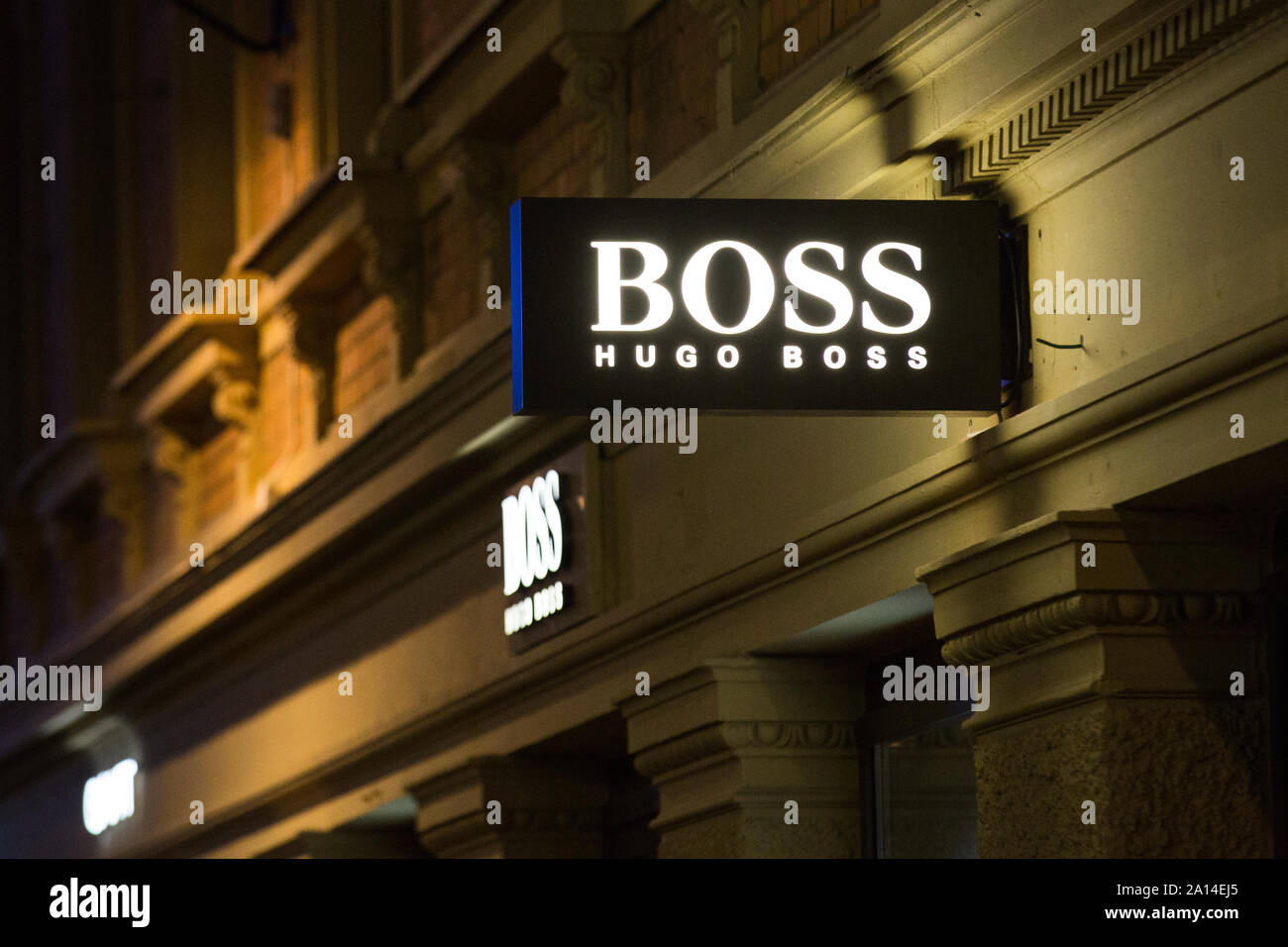 hugo boss ag