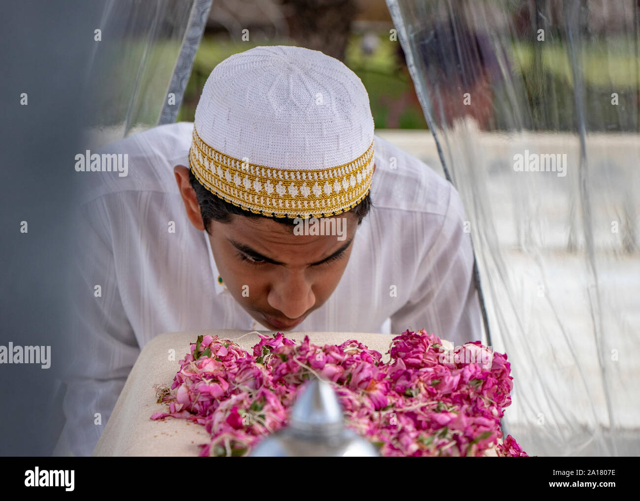 Bohra Muslims Stock Photos & Bohra Muslims Stock Images - Alamy