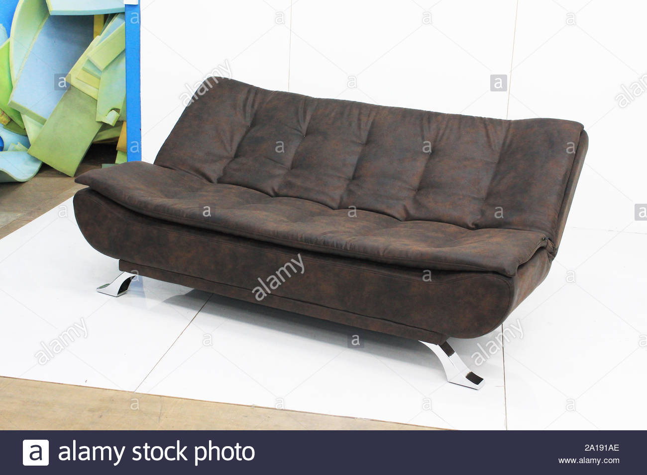 Transformer sofa bed furniture, adjustable couch, in leather ...