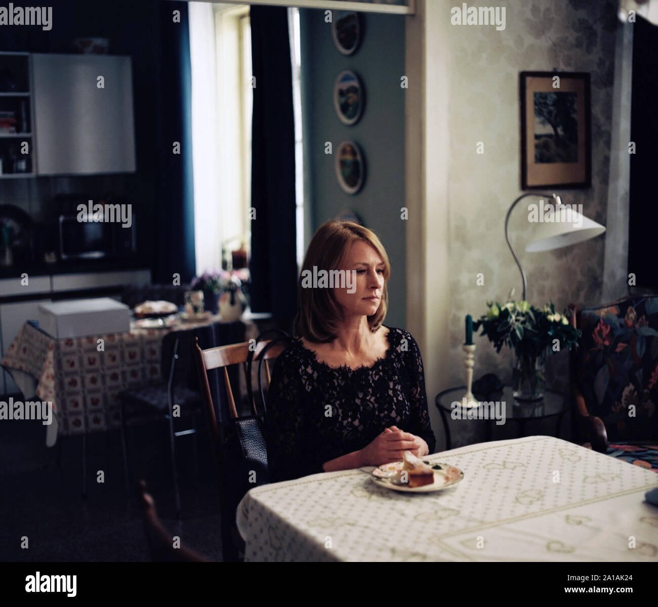 Lara is a 2019 German film directed by Jan-Ole Gerster. This photograph is  supplied for editorial use only and is the copyright of the film company  and/or the designated photographer assigned by