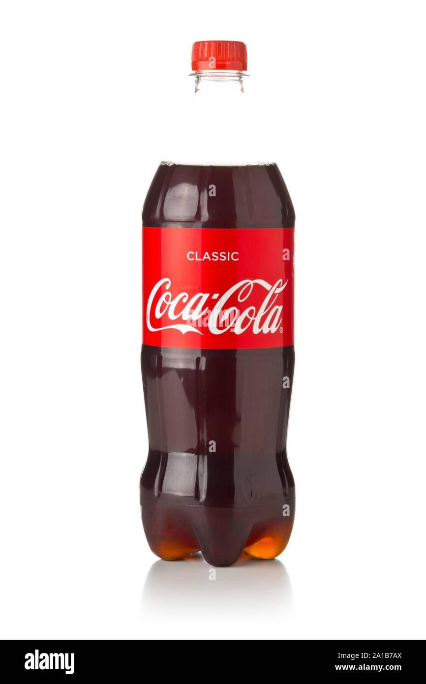 "COCA COLA COKE Sign Shop Refreshed Coca Cola in bottles Plastic 8 1//2/"" X 12/"""
