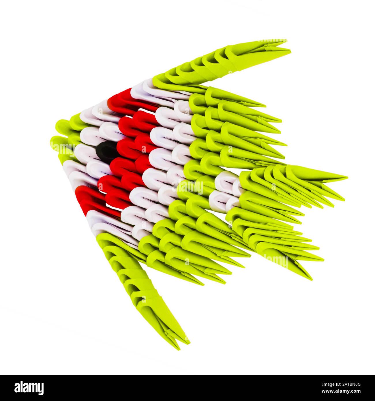 Origami Fish and Sea Creatures   1390x1300