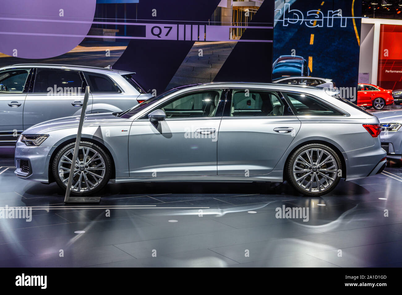 A6 Avant High Resolution Stock Photography And Images Alamy
