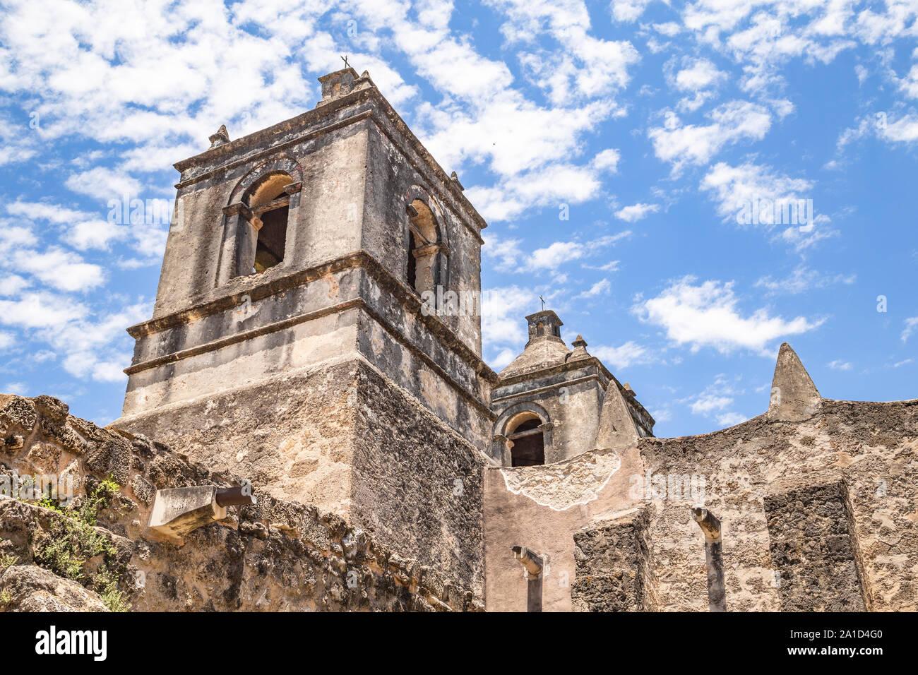 Mission San Antonio de Valero TX The Alamo Patch San Antonio Texas