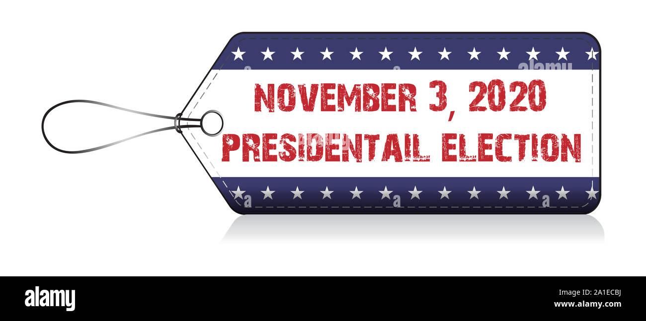 https://c8.alamy.com/comp/2A1ECBJ/us-presidential-election-label-november-3-2020-2A1ECBJ.jpg