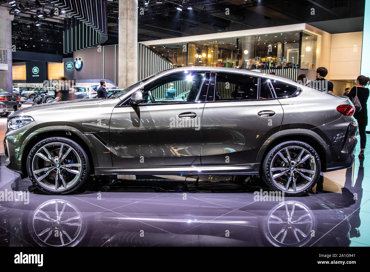 Bmw X6 High Resolution Stock Photography And Images Alamy