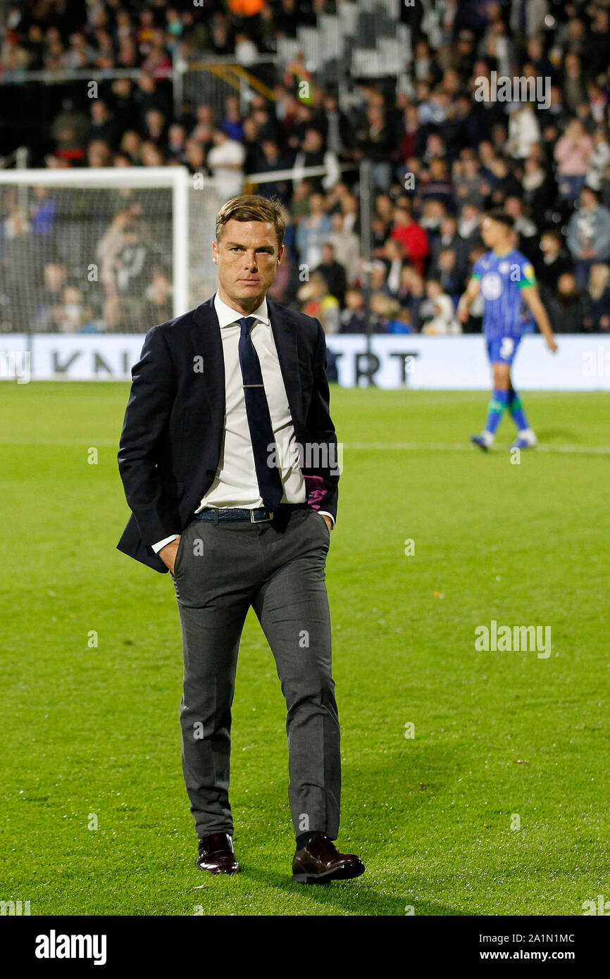 Fulham Manager High Resolution Stock Photography And Images Alamy