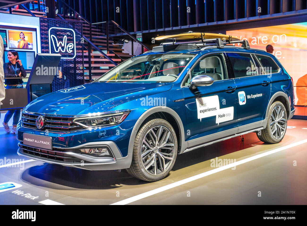 Page 3 Volkswagen Passat High Resolution Stock Photography And Images Alamy