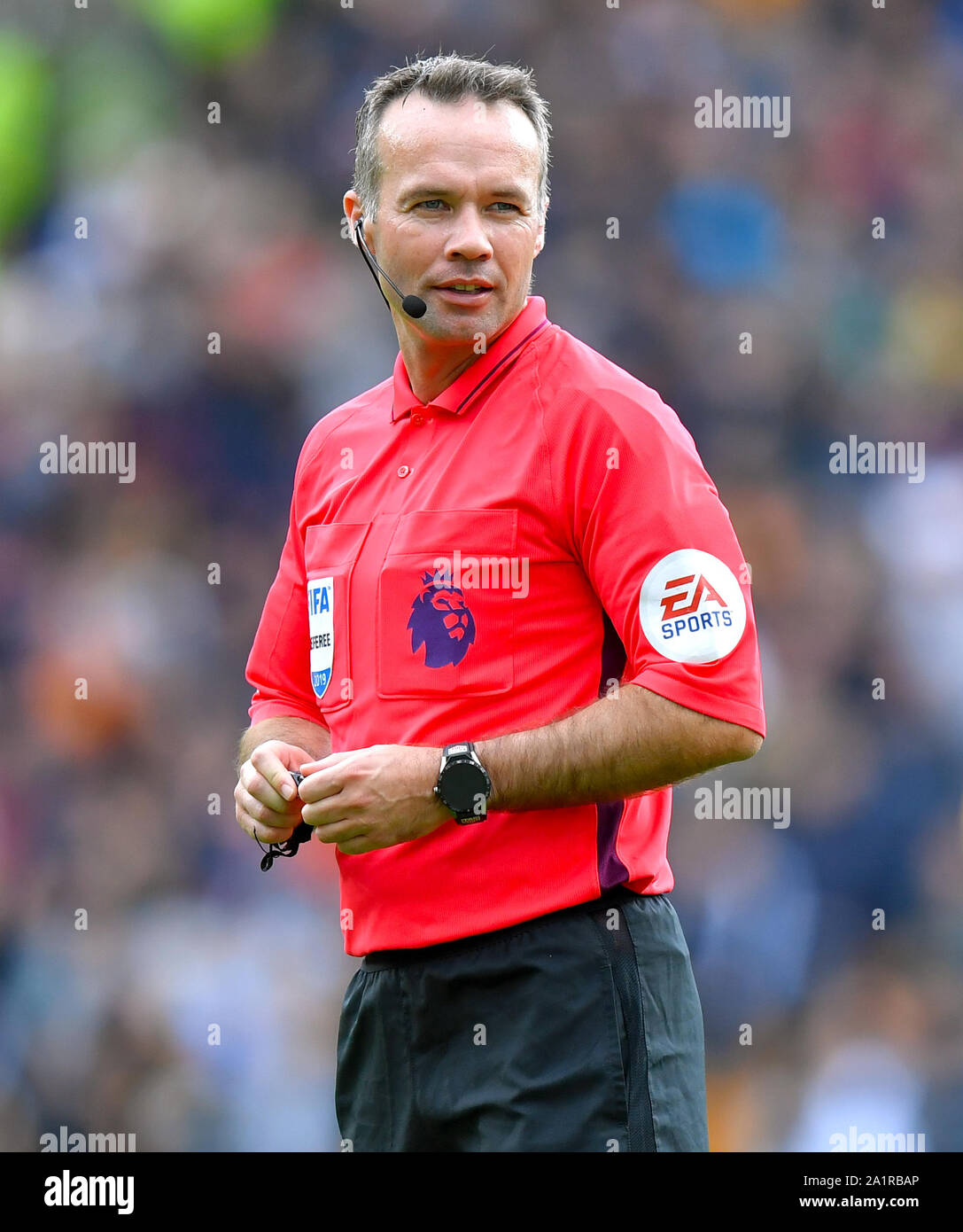 Image result for paul tierney referee