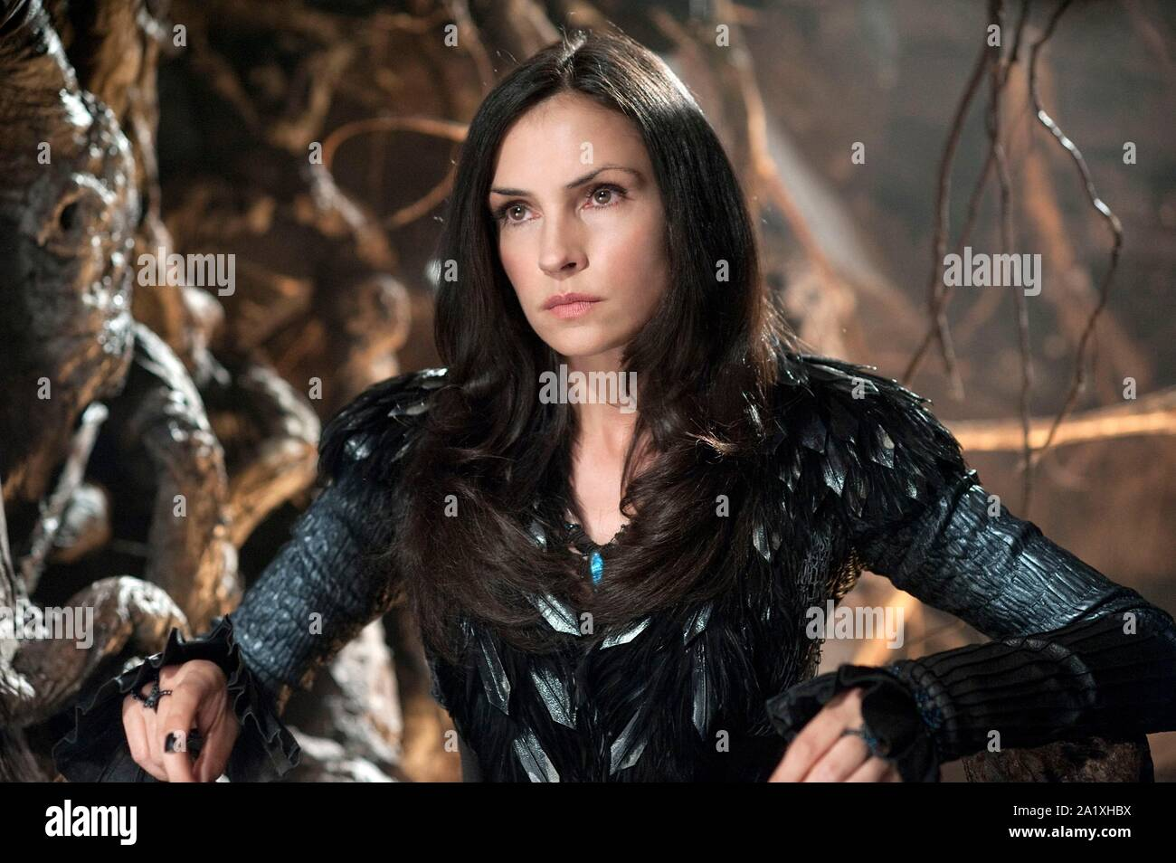 Famke Janssen In Hansel Gretel Witch Hunters 2013 Directed By Tommy Wirkola Credit Paramount Pictures Album Stock Photo Alamy