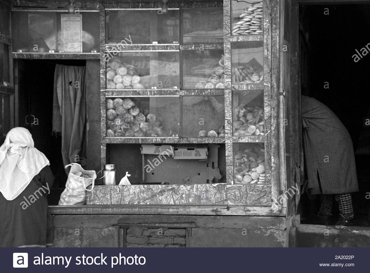 Kashmir, India.  March 12, 2014. Stock Photo