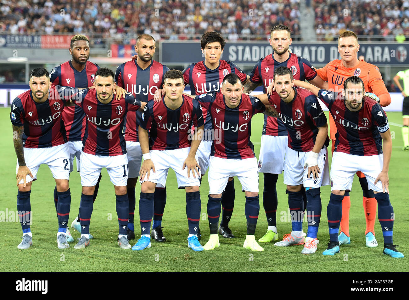 Bologna Fc High Resolution Stock Photography And Images Alamy