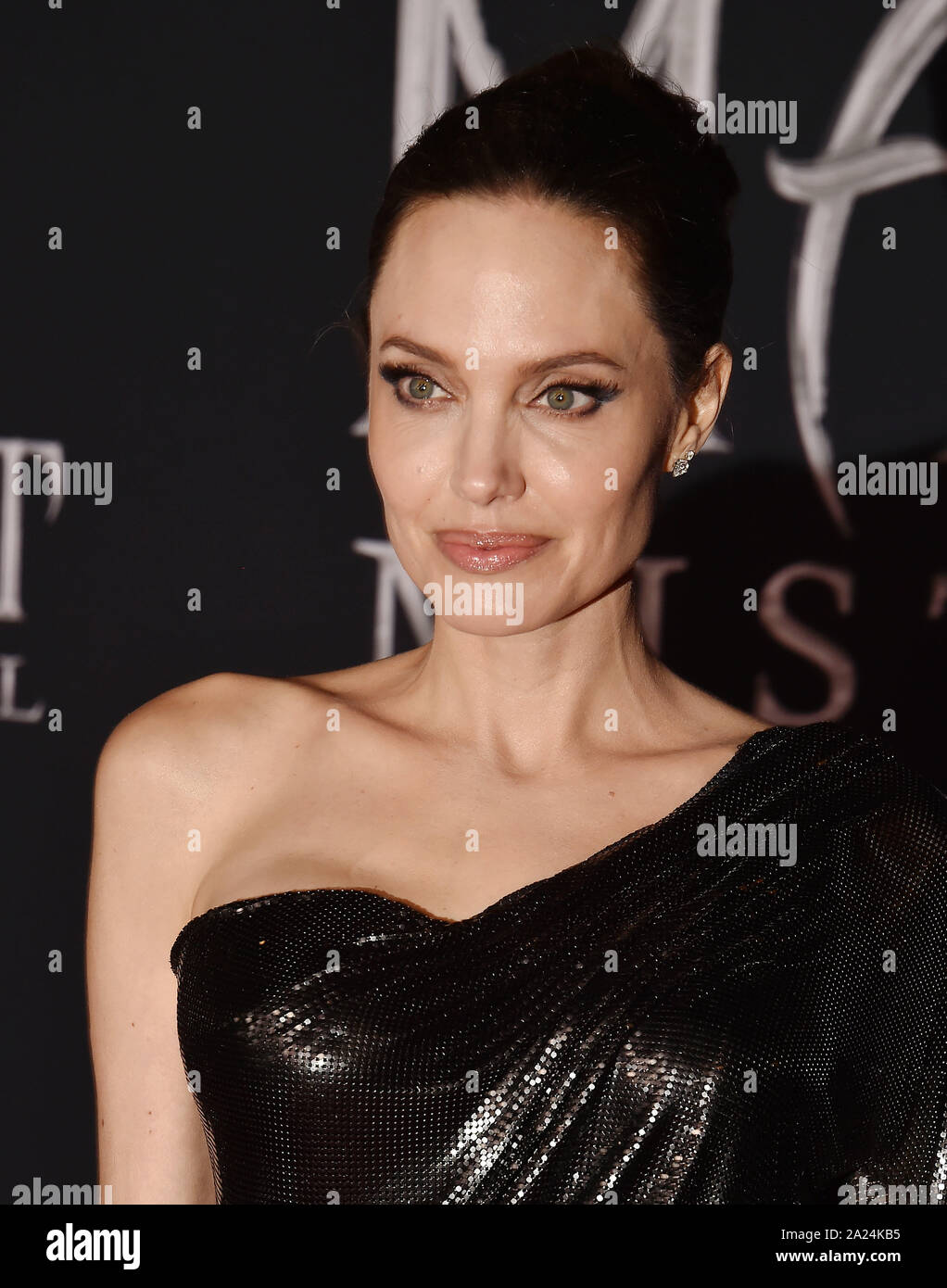 Hollywood Ca September 30 Angelina Jolie Attends The
