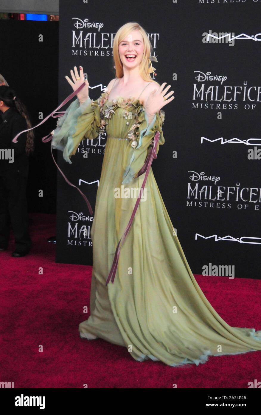 Hollywood California Usa 30th September 2019 Actress Elle