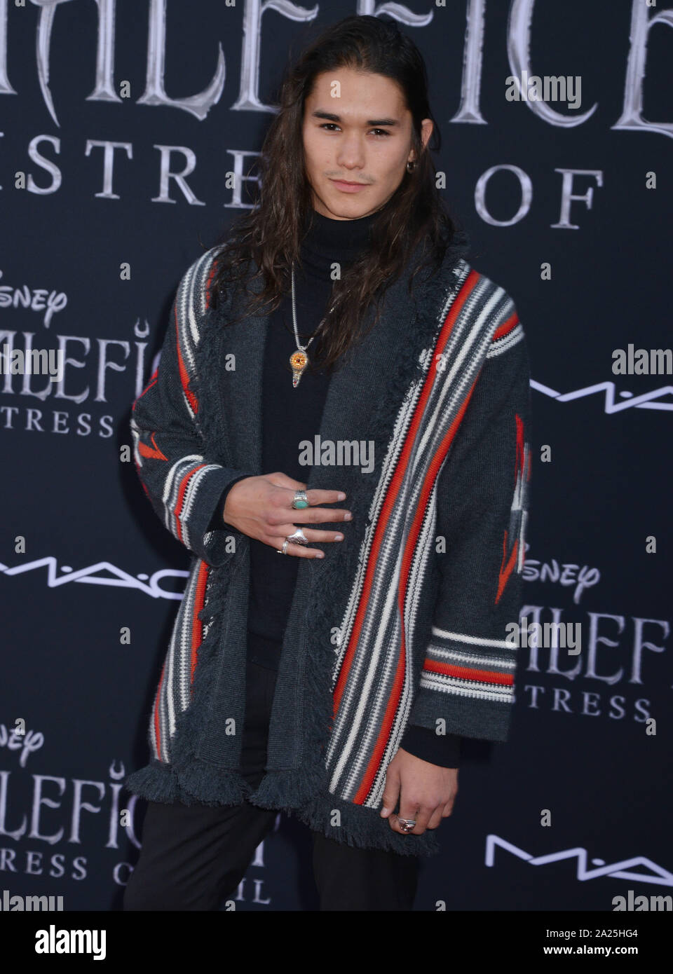 Los Angeles Usa 30 Sept 2019 Booboo Stewart Attends The