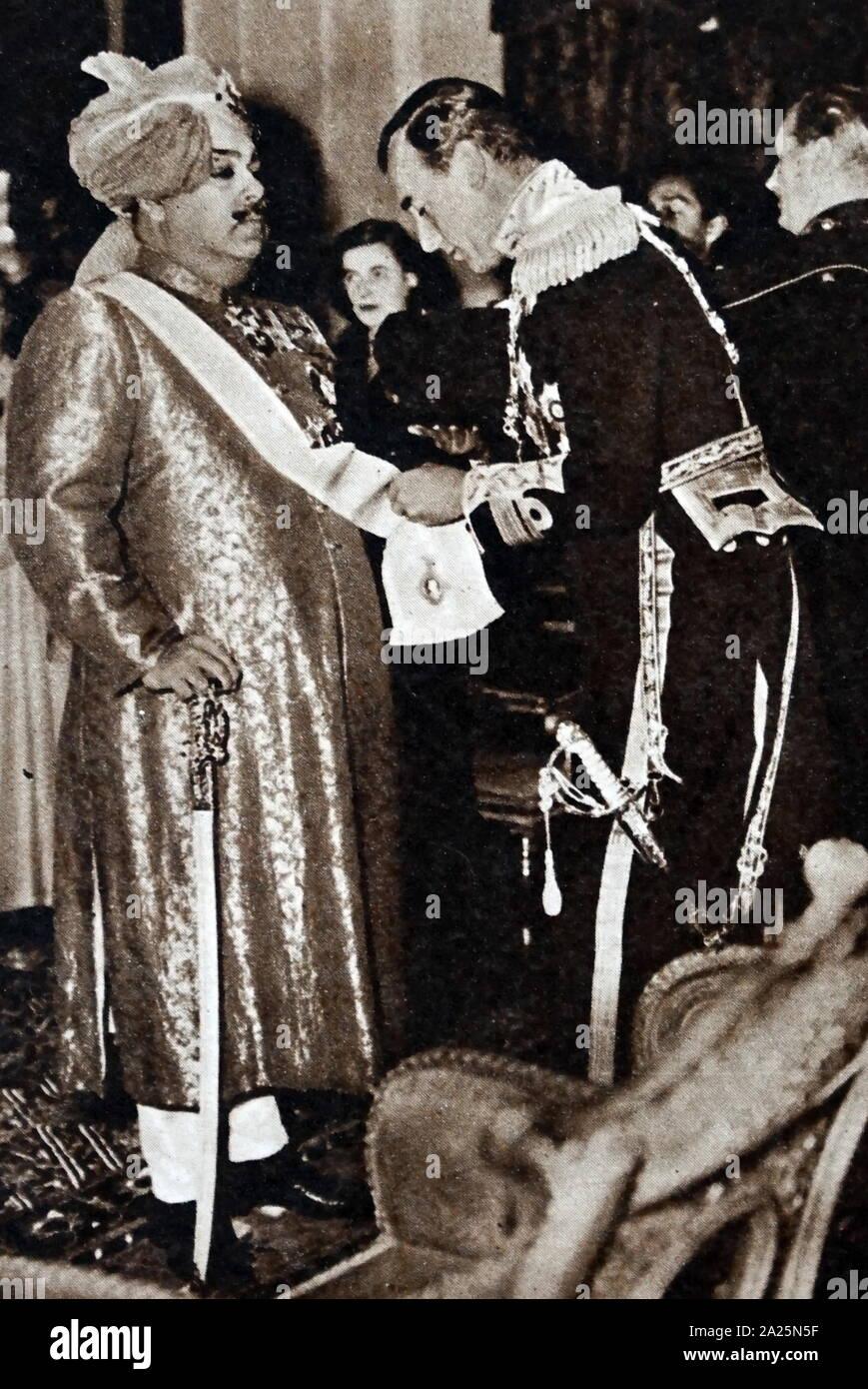 Photograph of Edwina Mountbatten, Countess Mountbatten of Burma ...