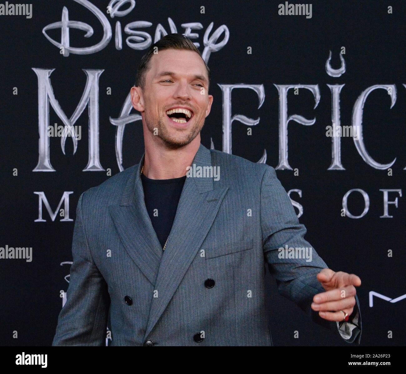 Los Angeles United States 01st Oct 2019 Cast Member Ed