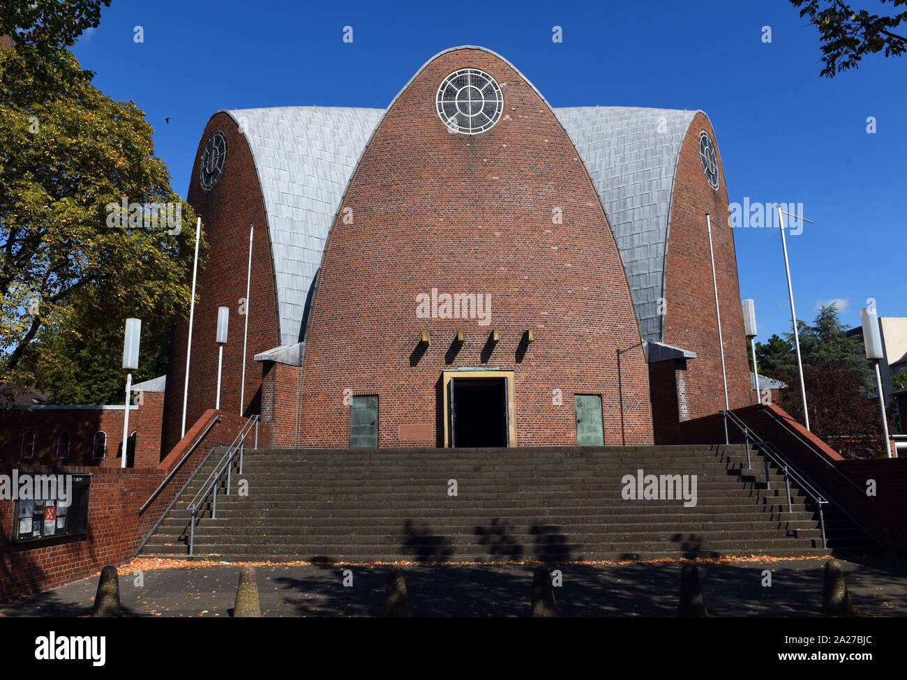 The Catholic Church St Engelbert It Was Built From 1930