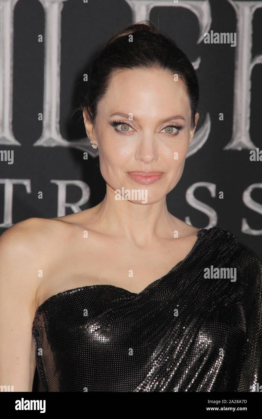 Angelina Jolie Movie Poster Usa Stock Photos Angelina
