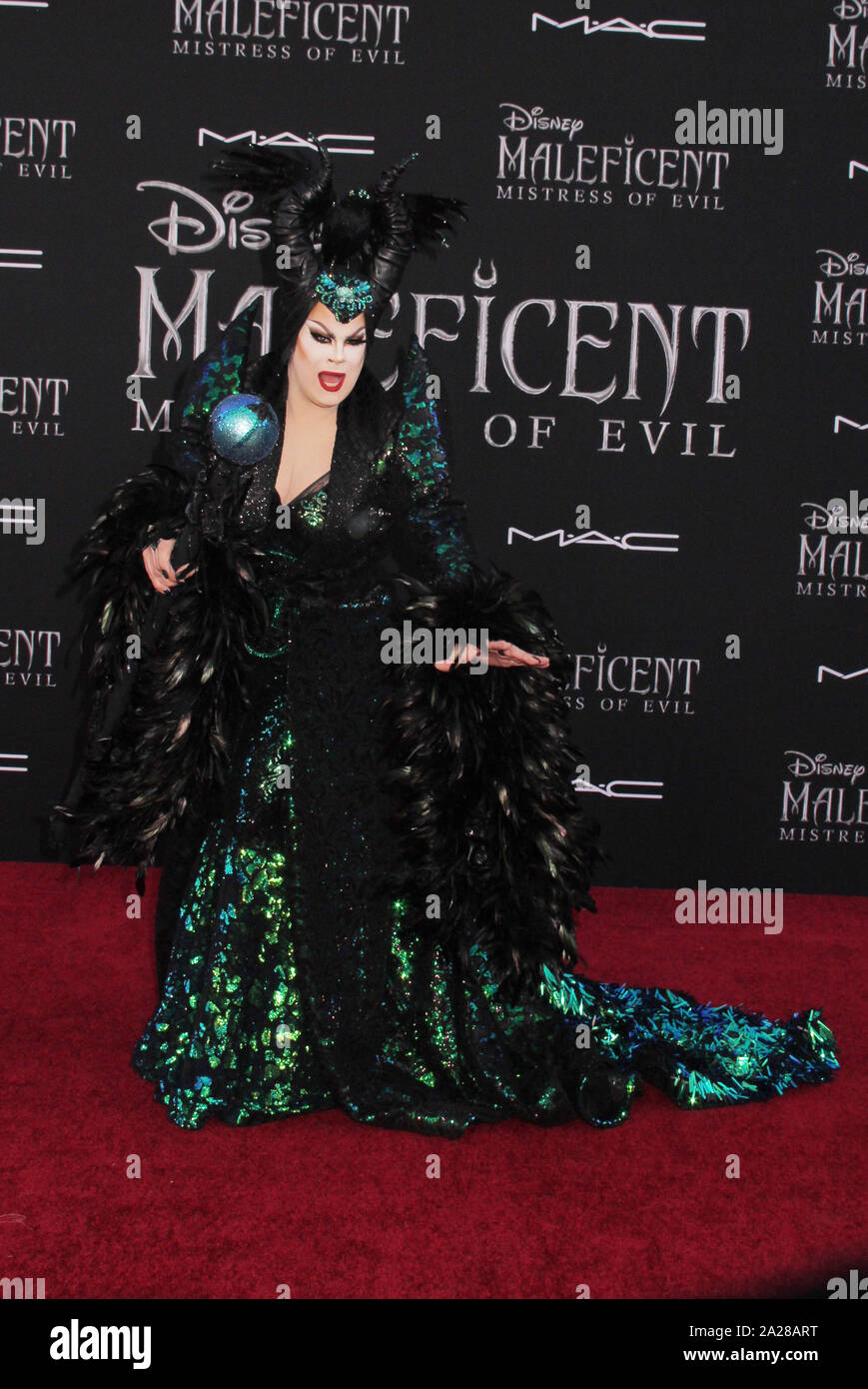 Nina West 09 30 2019 The World Premiere Of Maleficent