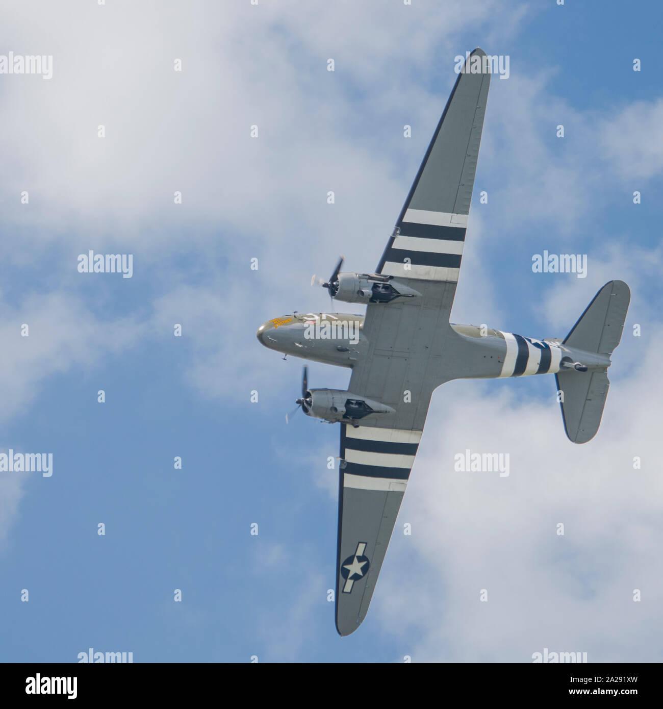 Pratt Whitney R 1830 High Resolution Stock Photography And
