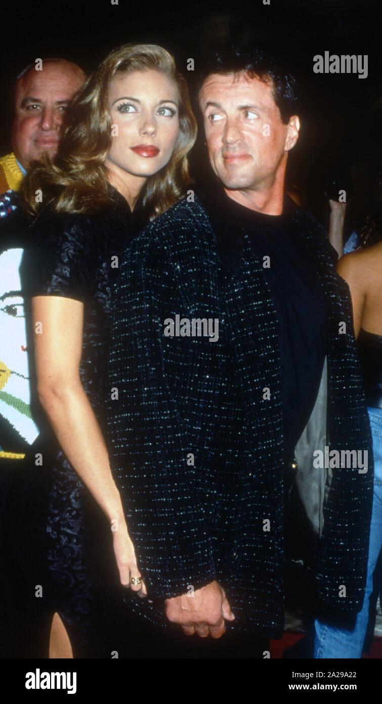 Stallone jennifer Jennifer Stallone
