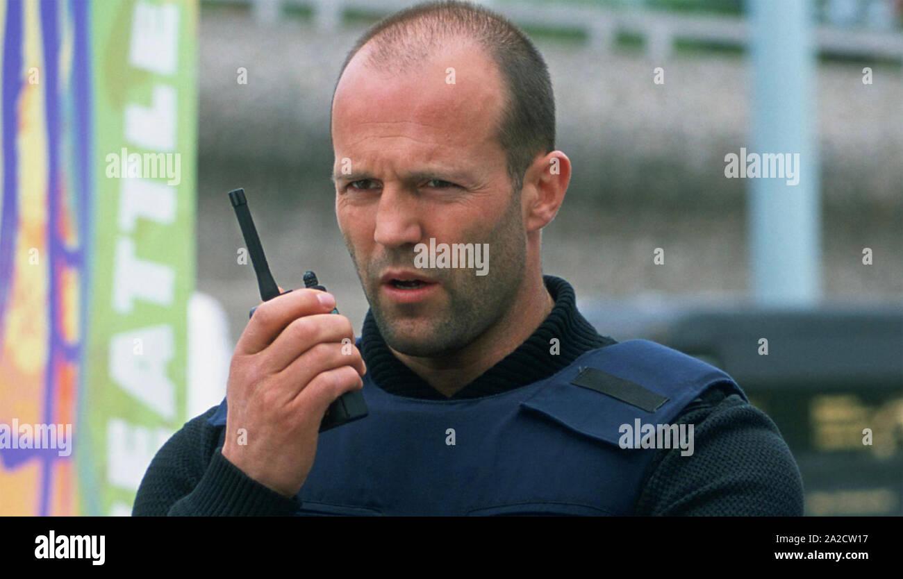 CHAOS 2005 Lionsgate film with Jason Statham Stock Photo