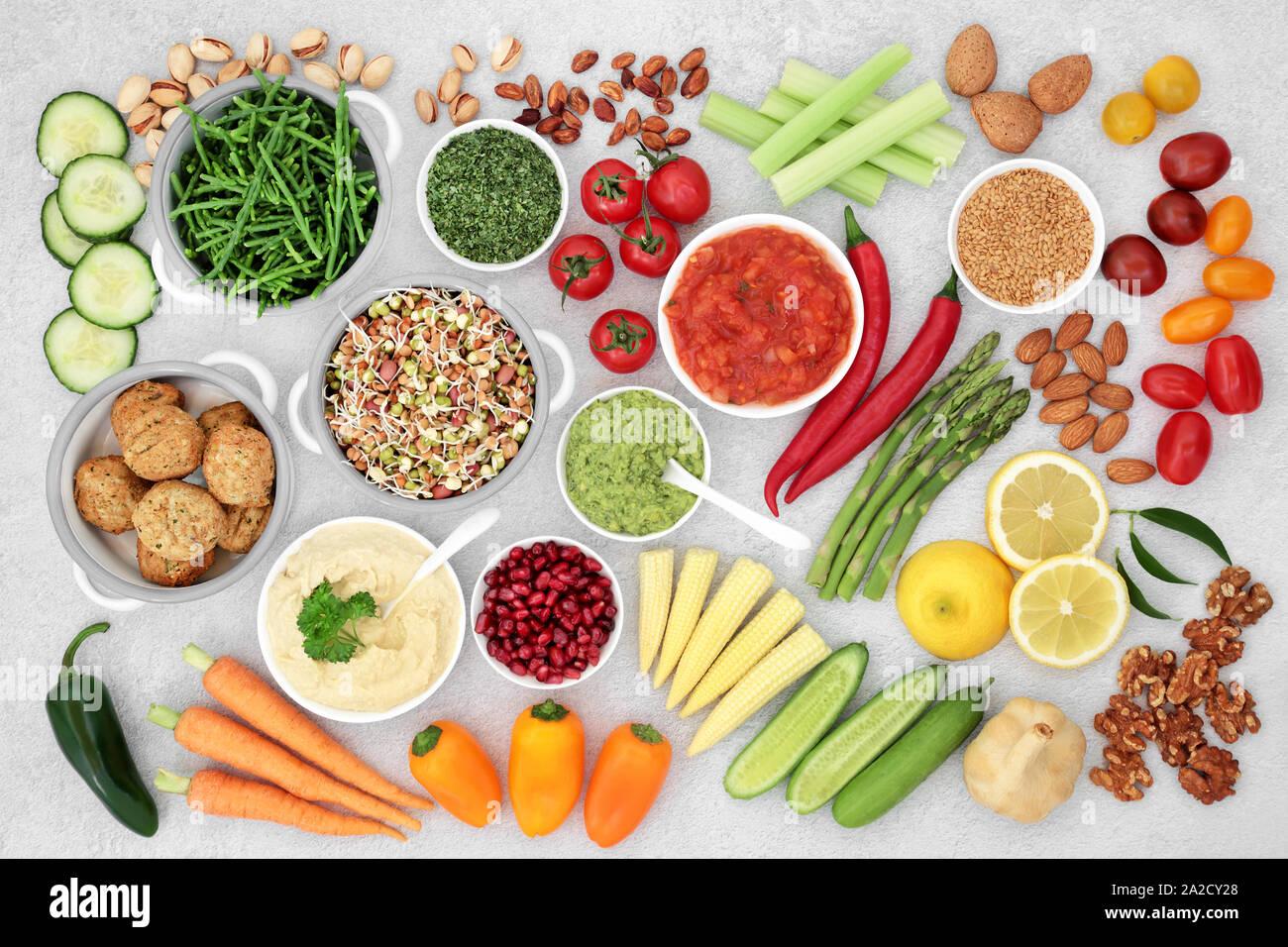 nuts for vegan diet
