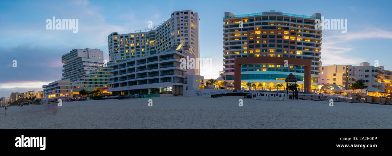Cancun Mexico Aug 30 2019 Beach Palace Resort At