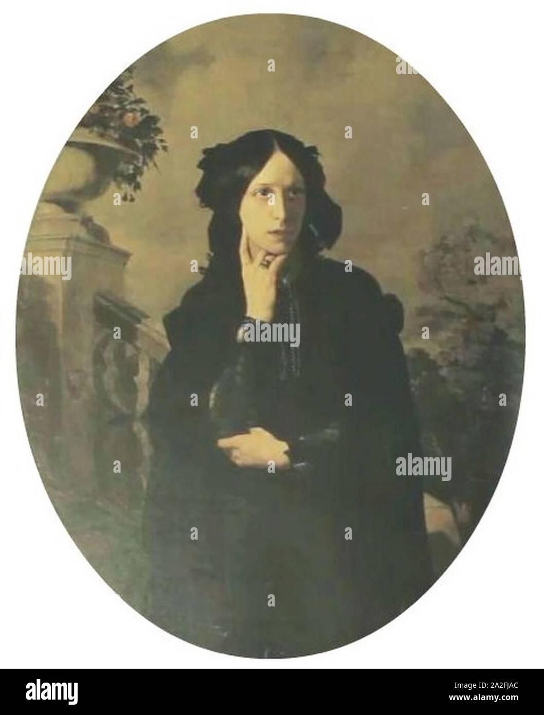 Elizaveta Chertkova. Stock Photo