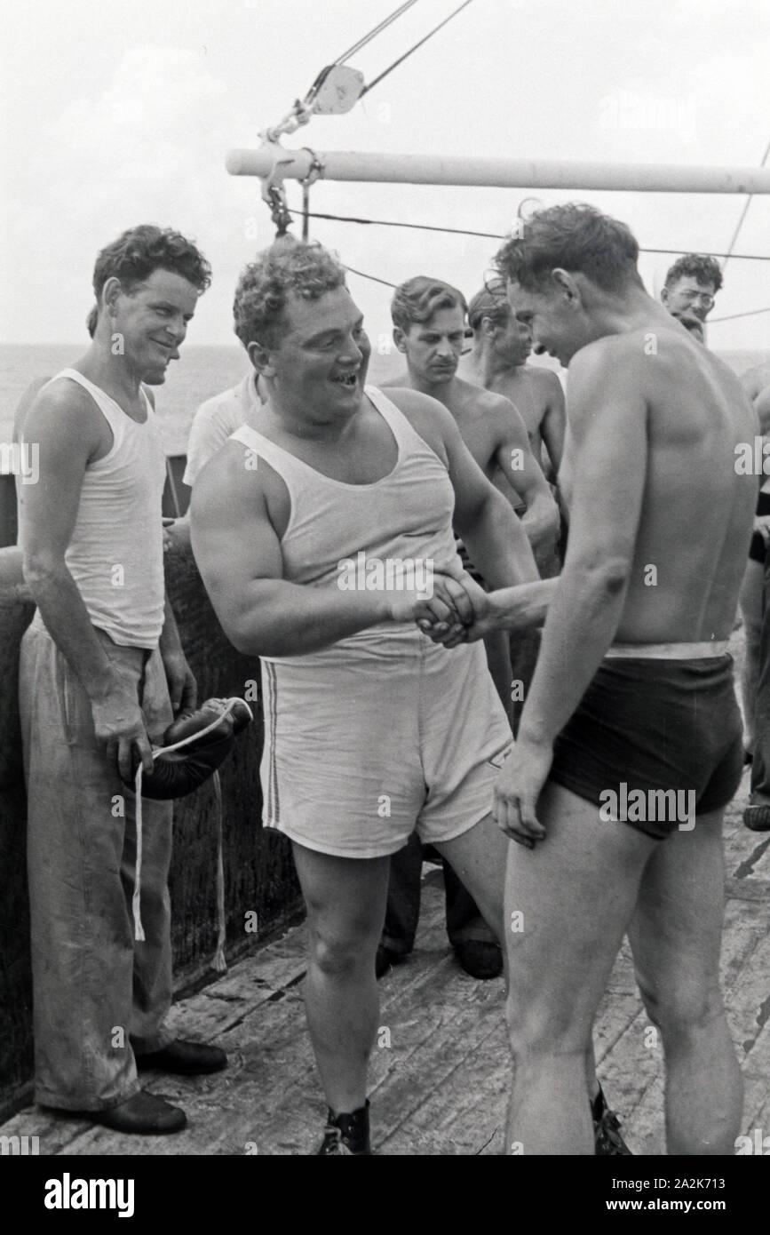 Vintga Skull Anstronaut Men er Beach Boardshorts