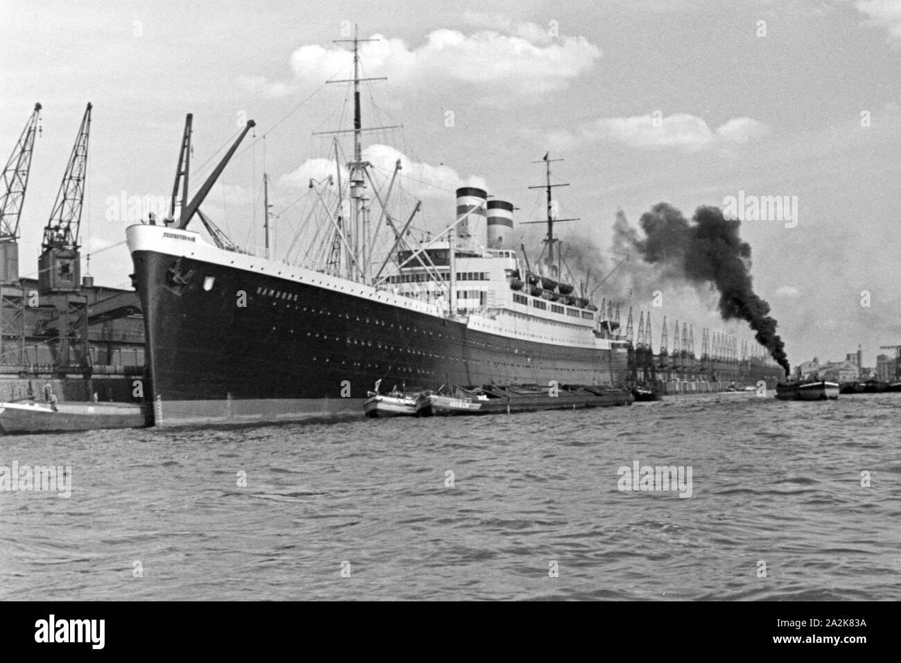 passenger ship vulcania 1930 - HD1300×957