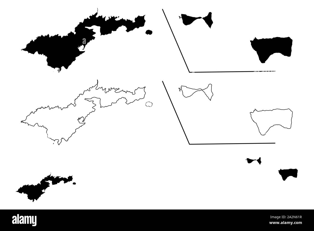 American Samoa (Unincorporated and unorganized U.S. ... on