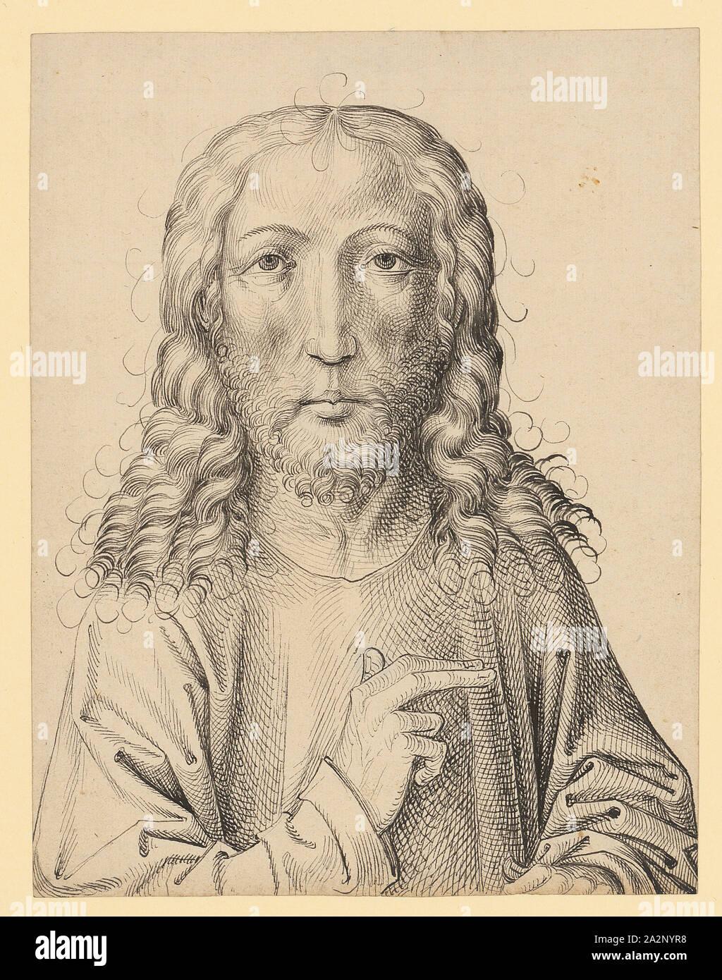 Anonym, Oberrhein (Elsass), um 1470/80 Stock Photo
