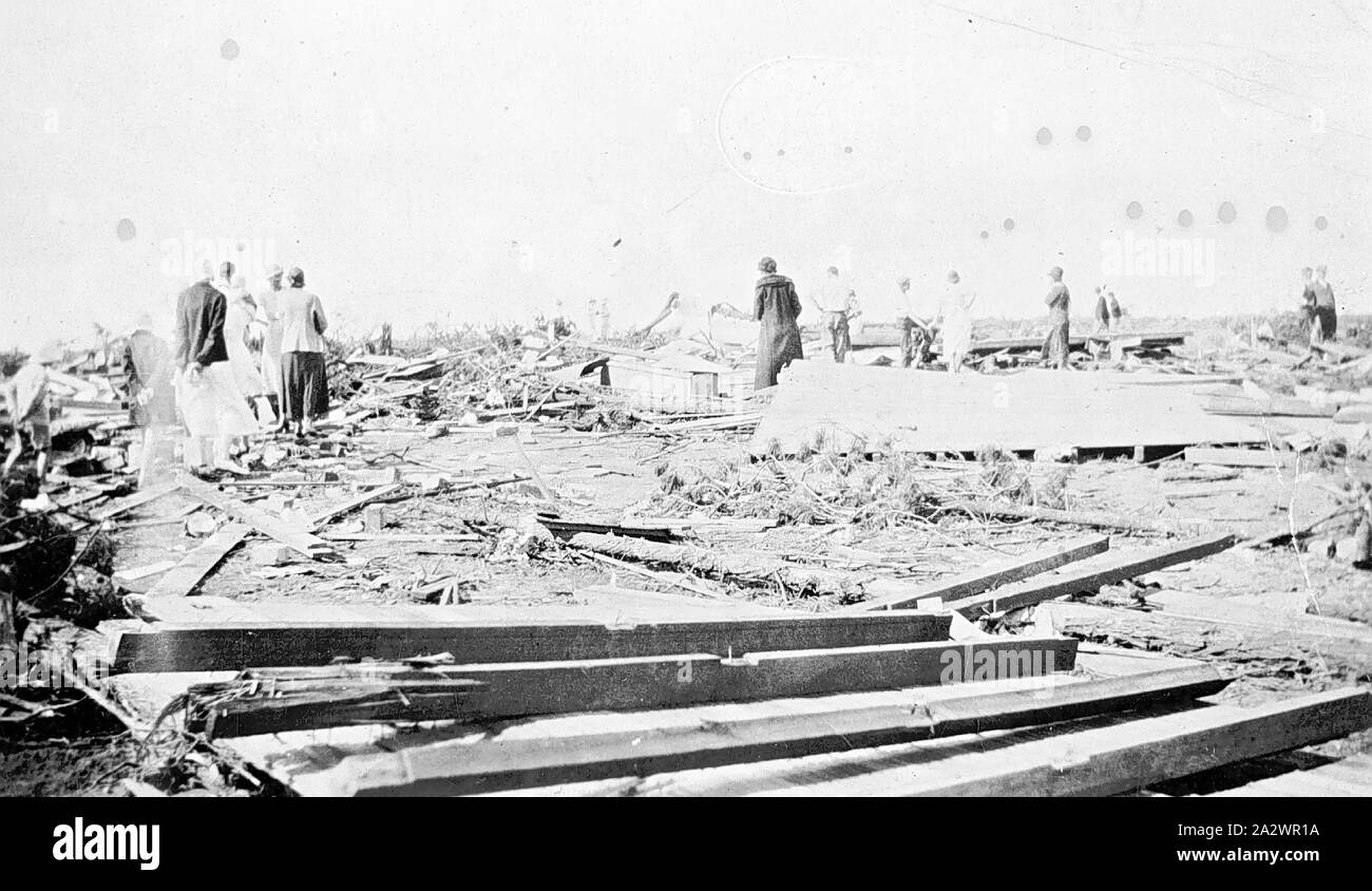 negative-cyclone-damage-manangatang-victoria-nov-1934-aftermath-of-a-cyclone-which-struck-the-property-of-frederick-serpell-killing-mr-serpell-and-destroying-his-home-near-bolton-at-manangatang-2A2WR1A.jpg