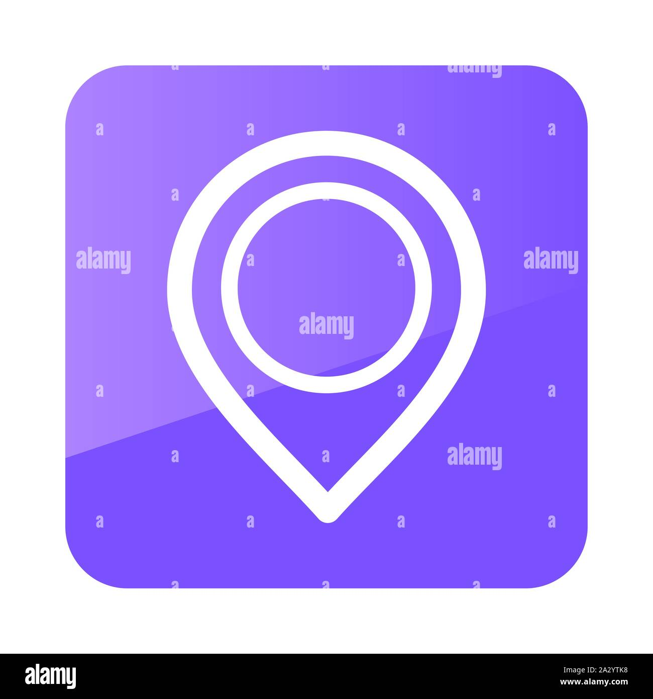 Pin Map Icon E Commerce Sign Graph Symbol For Your Web Site Design Logo App Ui Vector Illustration Eps10 Stock Vector Image Art Alamy