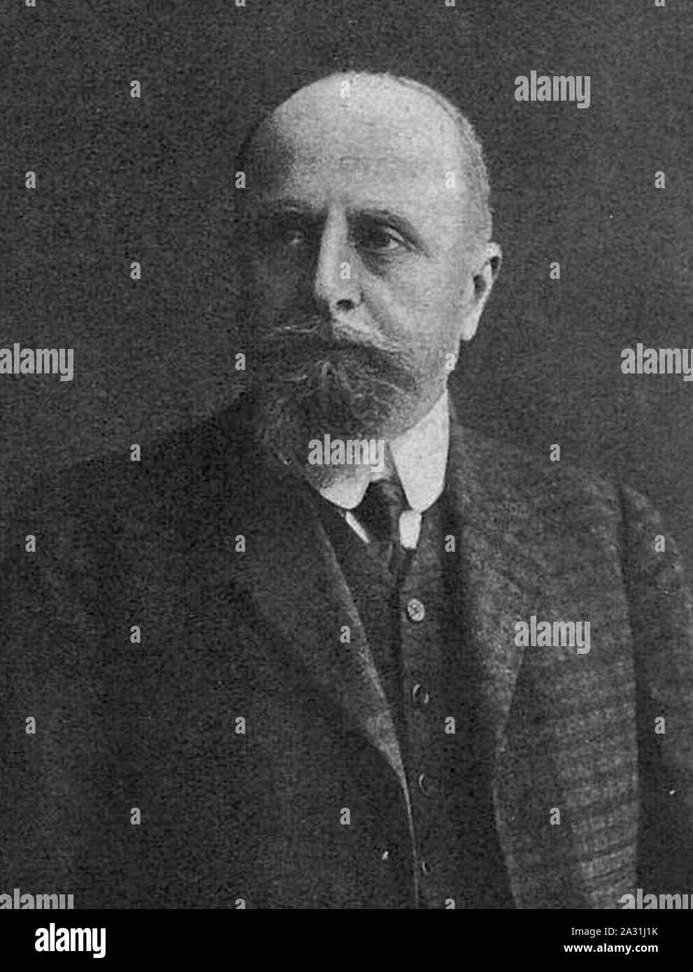 Eristov Andrey Mikhailovich. Stock Photo