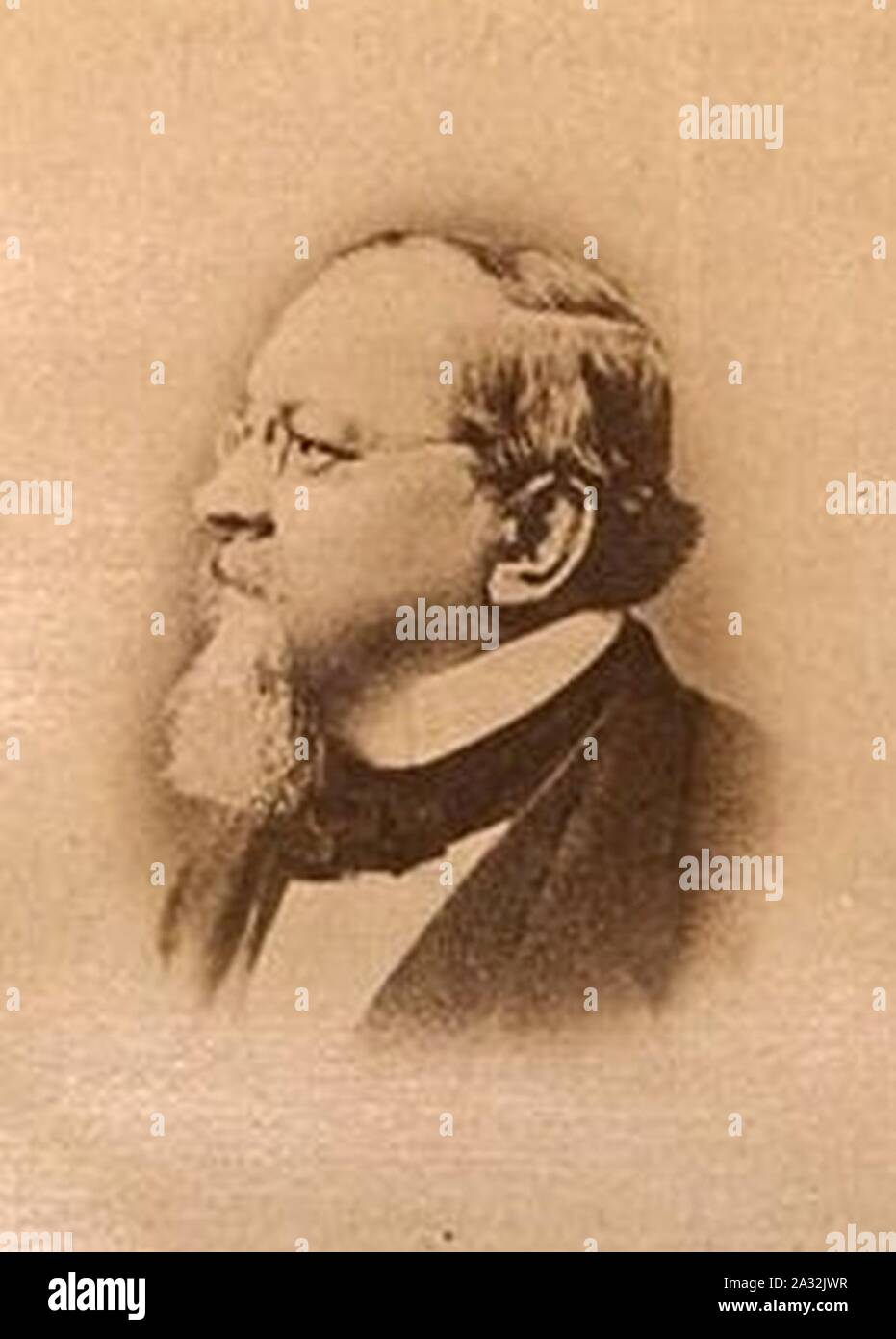 Eugen Gorup-Besanez (Berichte). Stock Photo
