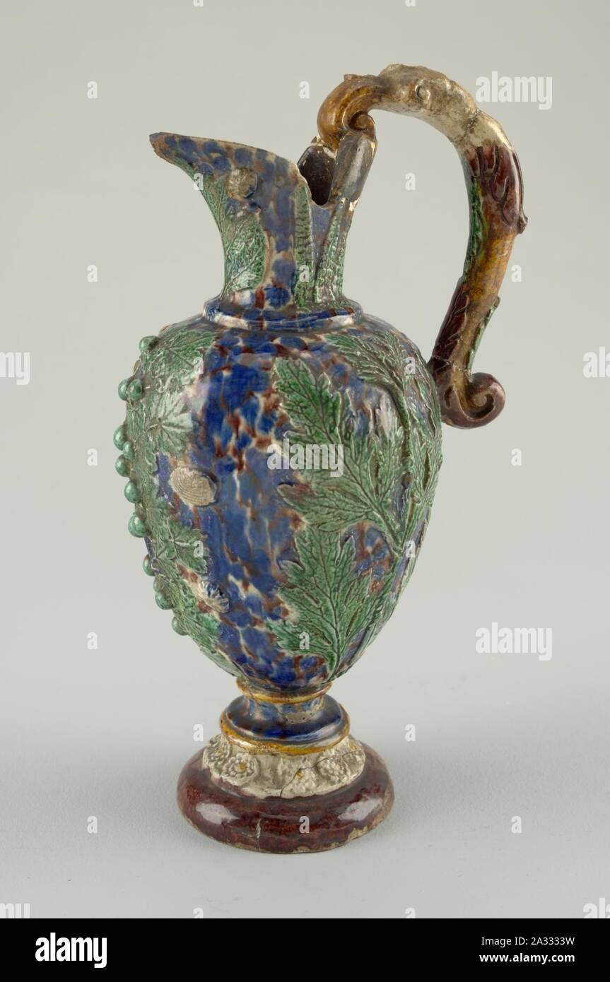 Ewer (France), probably 19th century Stock Photo