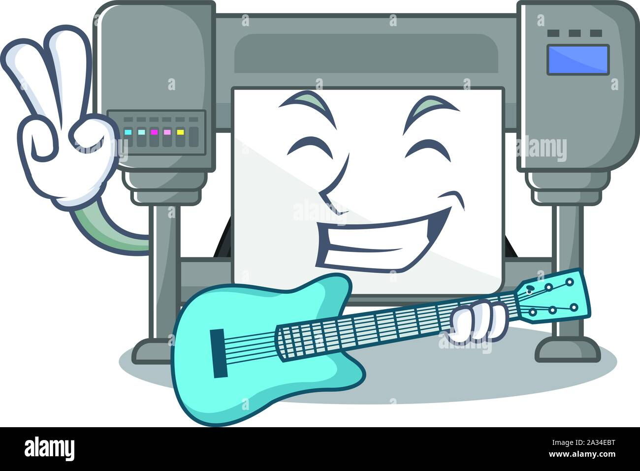 Guitar Plotter